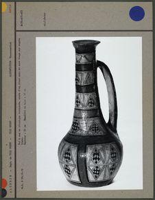 Pot à eau en céramique vernissée