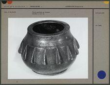 Petit mortier en bronze