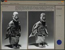 Figurine représentant une vielle femme
