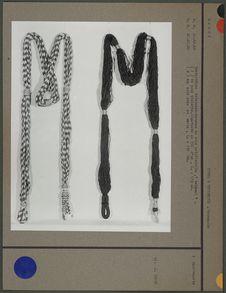 Cordelières retrousse-manches en soie artificielle