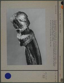 Statue hermaphrodite dogon