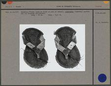 Sandales d'homme portées par les Touaregs