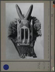 Masque antilope