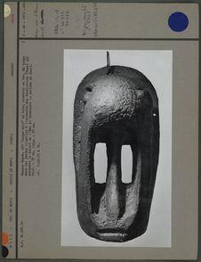 """""""Masque Dogon, dit """"singe noir&quot"""