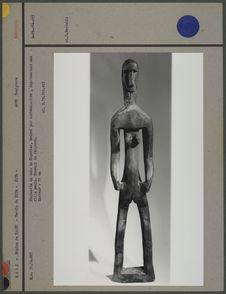 Statuette en bois de Kapokier