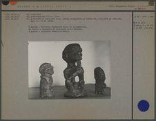 Statuettes en pierre Kissi et Scherbro