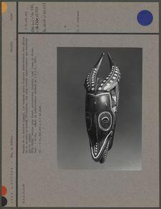 Masque de la société Zamblé