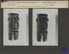 Figurine humaine en talcochiste