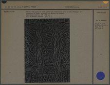 Détail d'un pagne de coton, dessins en réserve