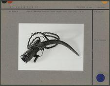 Flûte à embouchure terminale en corne