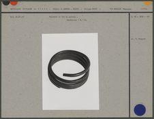 Bracelet en fer à spirale