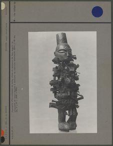 Statuette magique batsangi