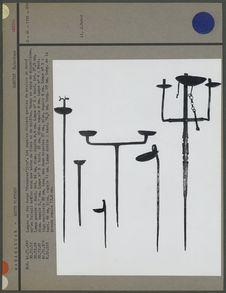 Lampes en fer Fanaovan'jiru