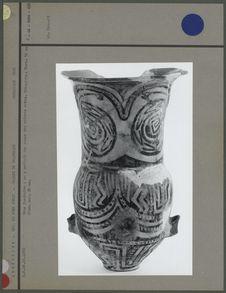 Urne funéraire en céramique