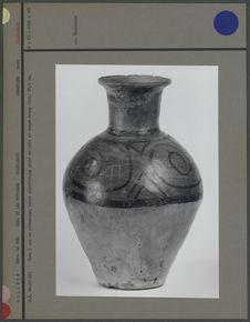 Vase à col en céramique