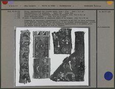 Fragments de tapisserie