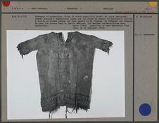 Vêtement de protection, tissu de coton brun