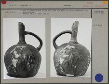Vase en céramique avec col et anse