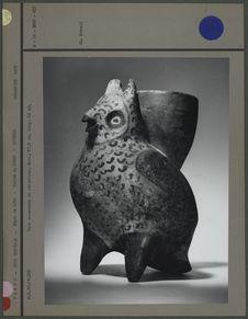 Vase zoomorphe en céramique