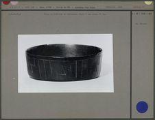 Coupe cylindrique en céramique