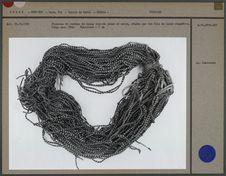 Faisceau de cordons de laine