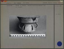 Fourneau en céramique (face externe)