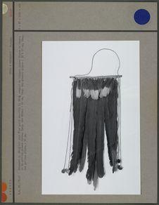 Ornement de tête composé de plumes