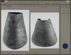 Urne funéraire, en poterie