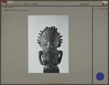 Statuette chibcha en céramique