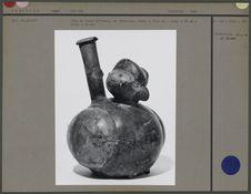 Vase en céramique, en forme d'oiseau