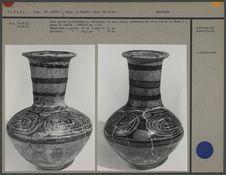 Jarres polychromes en céramique, type Coclé