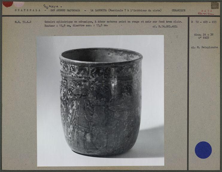 Gobelet en céramique