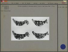 Sifflets zoomorphes en céramique