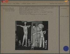 Orchestre composé de squelettes