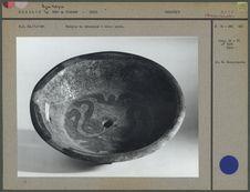 Ecuelle maya en céramique
