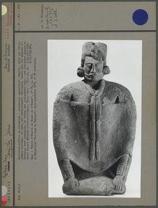 Céramique, statuette-sifflet