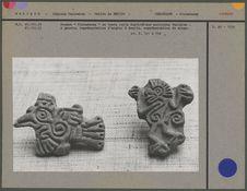 Pintaderas, sceaux de terre cuite