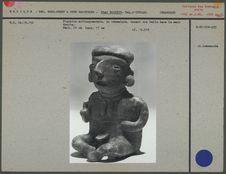 Figurine anthropomorphe en céramique