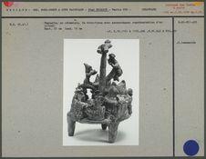 Maquette en céramique