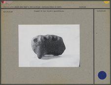 Fragment de vase tripode