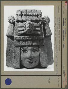 Tête de Chicomecoatl