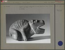 Statuette représentant un animal