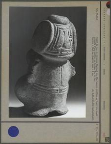 Goulot de vase en céramique