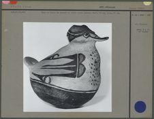 Vase en forme de canard
