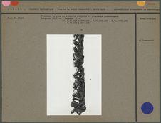 Fourneau de pipe en stéatite sculptée