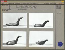 Oiseaux en ivoire, pour le jeu de Tingmia-gah