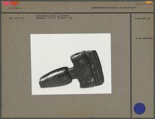 Fourneau de pipe en pierre