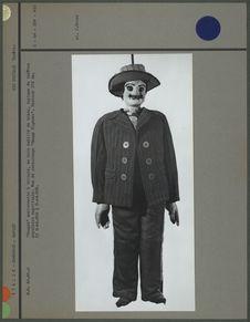 """Marionnette Guappi : """"Guapp Signore&quot"""