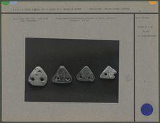 Pendeloques triangulaires