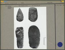 Haches préhistoriques